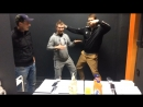 Грязные танцы после большой работы