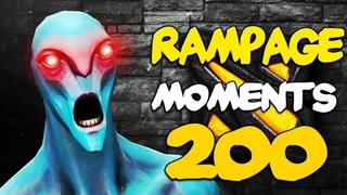 Dota 2 Rampage Moments SPECIAL - EP 200 (Best of EP 175-199)