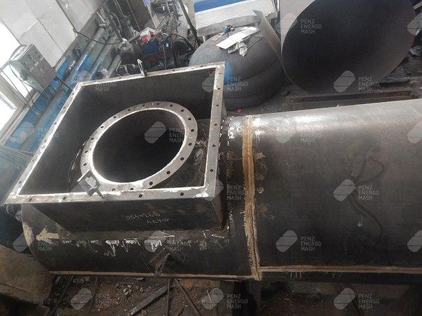 Производство резервуаров РГС-П1-5