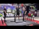 Авдулов Евгений жим на максимум 130 кг