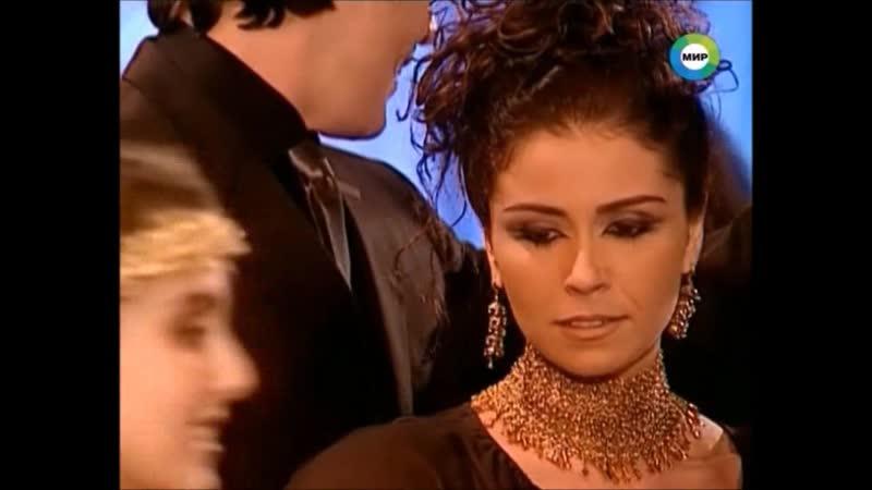 Жади танцует с Саидом и видит Лео