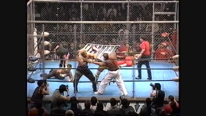 FMW Super Extreme Wrestling War 1997 (1997.12.19 - 1997.12.22) (День 1 - День 4)