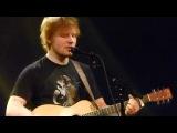 The A Team - Ed Sheeran  5.11.13  Hamilton Live