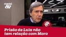 Prisão de Lula não tem relação com Moro   Marco Antonio Villa