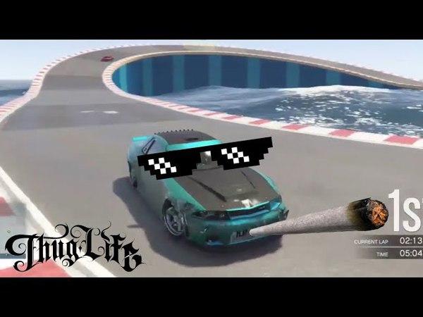 GTA 5 Thug Life | Фейлы, Трюки, Эпичные Моменты | Приколы в GTA 5 2