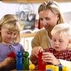 Развитие ребенка от рождения до школы