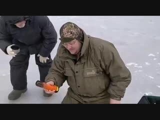 Лайфхак на рыбалке kfqa[fr yf hs,fkrt