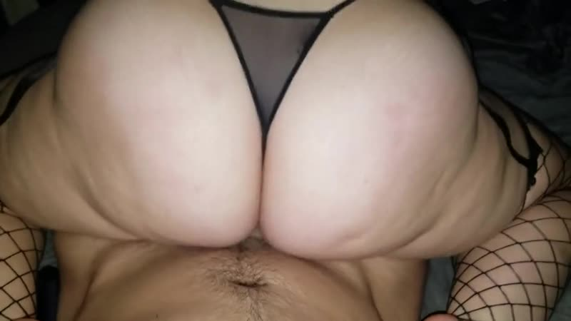 Reverse and Doggy, PAWG GF big ass butts booty tits boobs bbw pawg curvy mature