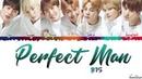 BTS (방탄소년단) - 'PERFECT MAN' (SHINHWA Cover) Lyrics [Color Coded_Han_Rom_Eng]