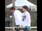 stop. look at namjoon stomping his feet like a big baby plS PROTECT
