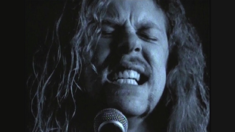 Metallica - B-Roll Footage of One Video Shoot (1988) [Justice Box Set DVD]