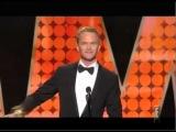 Нил Патрик Харрис – премия Эмми (21.08.2010). Лучший приглашенный актер в комедийном сериале - «Хор»/«Лузеры»