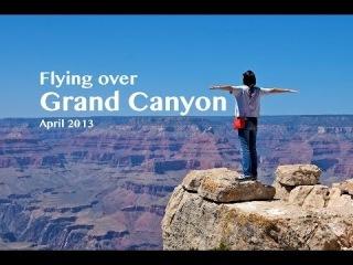 Путешествие по США -  На вертолете над Гранд-Каньоном