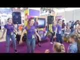 Lego Friends - танец . Мультимир 2016 . Видео by Соколова Дарья