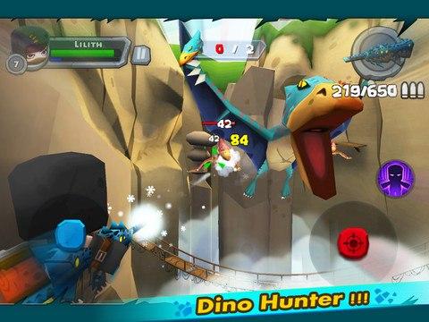 Скачать Call of Mini™ Dino Hunter для android