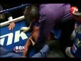 Ultimo Round 6 Nocaut Fulminante Juan Manuel Marquez vs Manny Pacman Pacquiao 4 YouTube