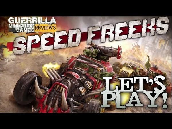 Let's Play! - Speed Freeks by Games Workshop