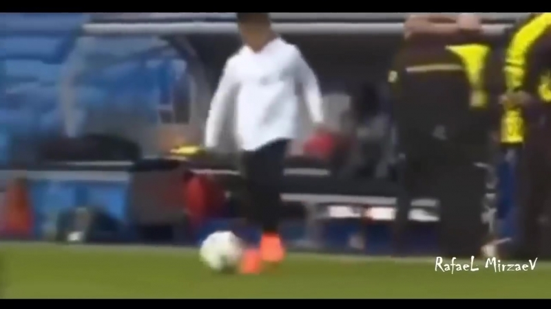 Cristiano Ronaldo Junior Лучшие моменты