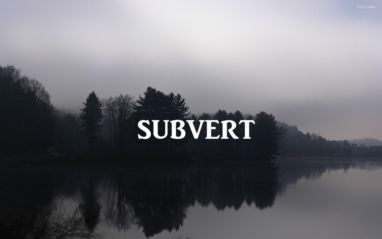 Subvert - Subvert [EP] (2016)