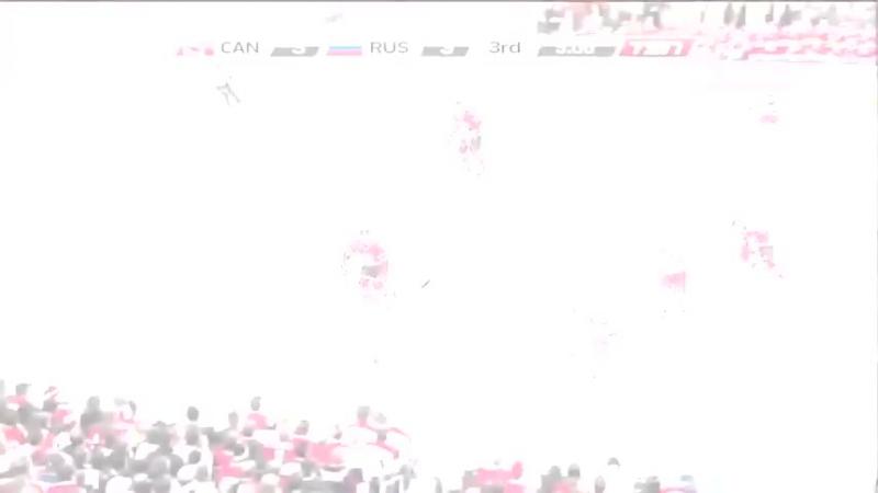 Финал МЧМ 2011 Россия-Канада 5:3