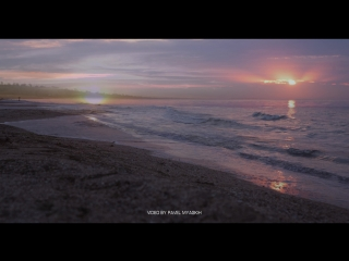 Azov sea sunset. Relax video. Vk