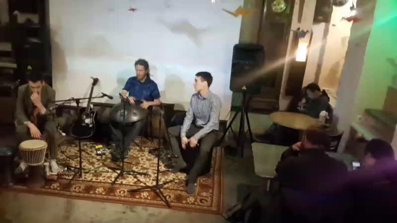 3 Панды и Луна: ДР Паши Эона 03.05.2019 в Ауровилле