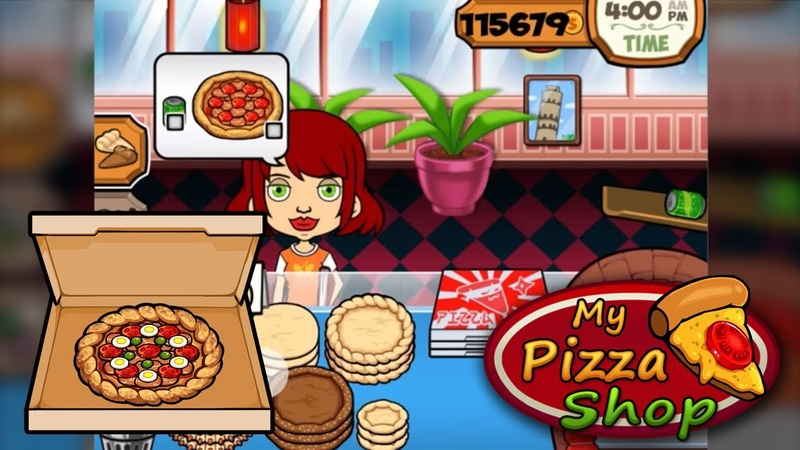 My Pizza Shop Fast Food Game for iPhone and Android