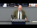 WAHNSINN: Phänomenale Rede von Alexander Gauland AFD - Der ganze Bundestag feiert ihn!