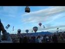 Парад воздушных шаров (НАШЕствие 2014, 05.07.2014)