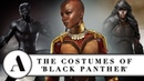 The Costumes of 'Black Panther' Variety Artisans