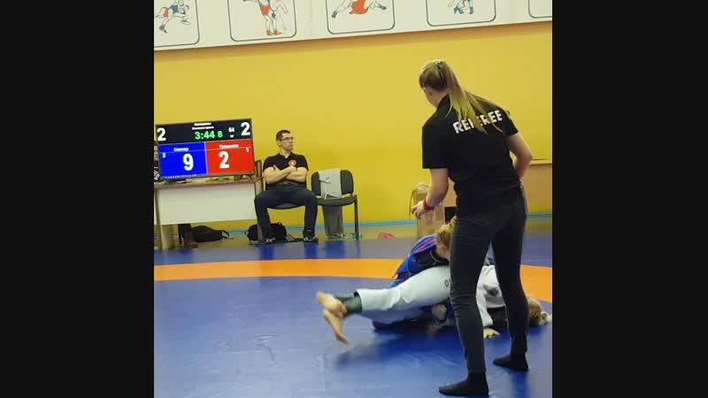 Чемпионат СФО по грепплингу и грепплингу ги