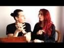 Chiara Di Bari et John Eyzen parlent de la pièce Einstein