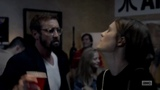 Halt and Catch Fire 3x09 Cameron, Joe &amp Donna at the party