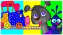 Чух-Чух-Чух - веселі дитячі пісні - З любов'ю до дітей