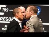 UFL 39. FW. Jose Aldo (Gimlistrelok) vs Conor McGregor (Maklaysp)