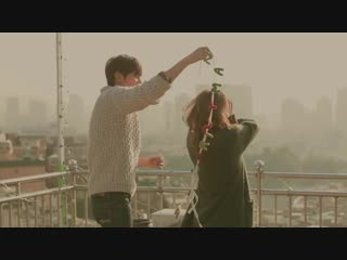 Lee Min Ho and Yoona for Innisfree - Green Christmas 2014 Making Film
