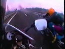 SUZUKI HAYABUSA and GSX1 TOP SPEED., AND HANDLING TO CRASH
