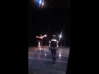 12. Joaquin De Luz, Ashley Bouder, Black Swan coda, Opera di Roma 03.04.2014