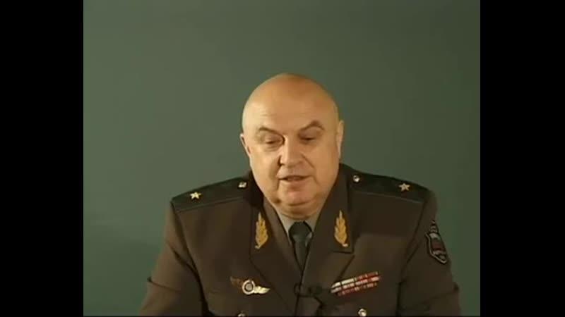 Генерал Петров К.П. про кукан гарвардского проекта