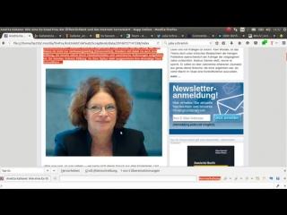 Anetta Kahane Wie eine Ex-Stasi-Frau die Öffentlichkeit und das Internet terrorisiert