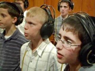 ��� ��������� ��������� - ��������� / The Shira Chadasha Boys Choir