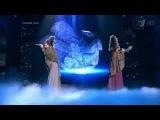 Тина Кузнецова и Пелагея - Now We Are Free (27.12.13)
