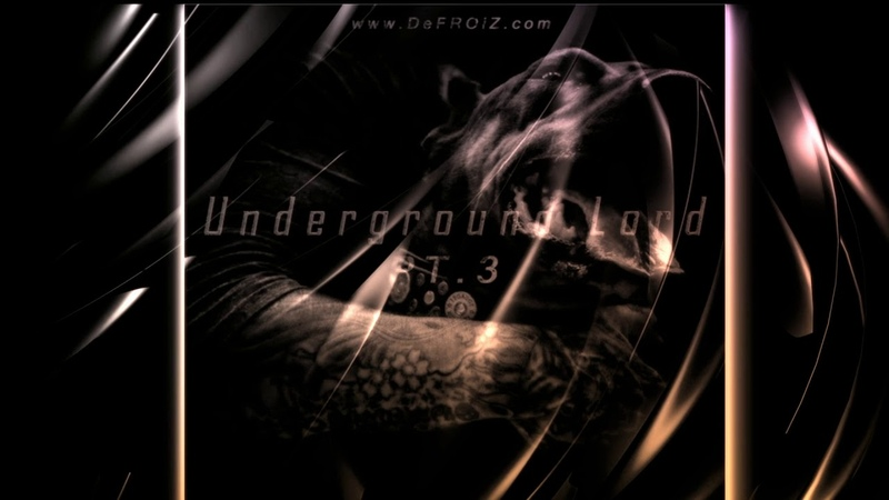 ''Underground Lord Pt.3'' ( Tech N9ne x Post Malone x Eminem Type Beat) Prod. by De FROIZ