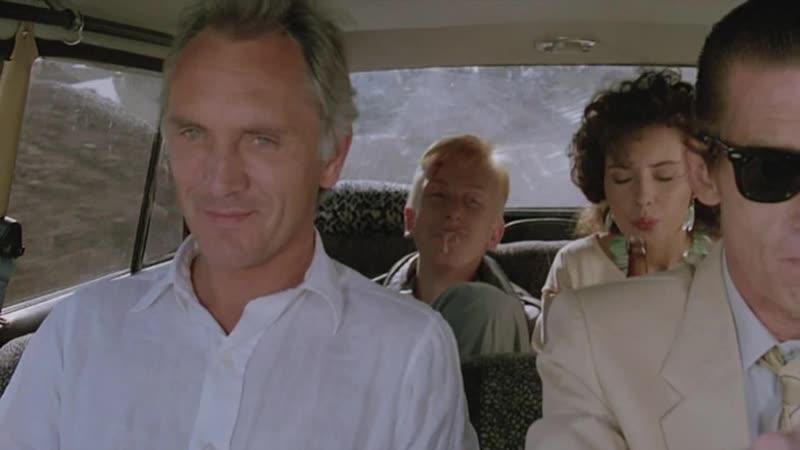 СТУКАЧ (1984) - триллер, криминальная драма. Стивен Фрирз 1080p