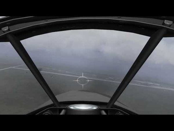 IL-2 Movie - Hawker Typhoon - Storm from the North
