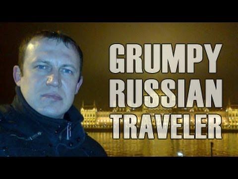 Grumpy Russian Traveler
