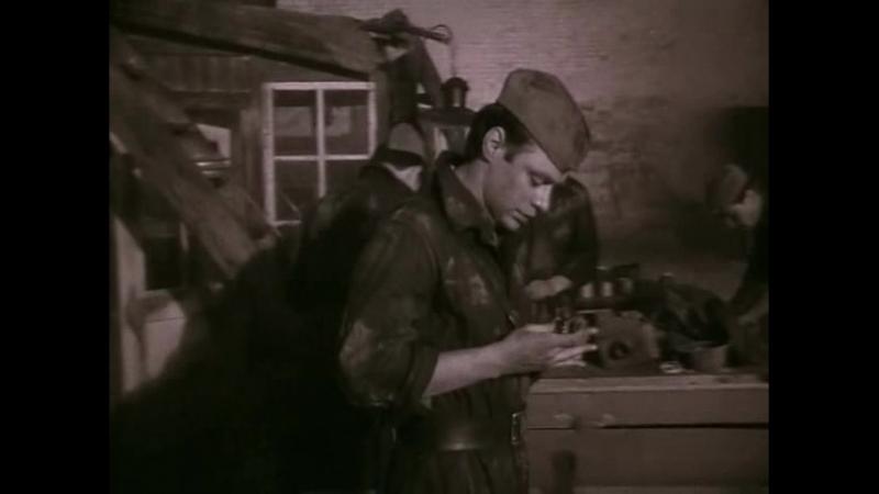 Фильм «Неизвестный солдат» (1 серия из 3, 1984)