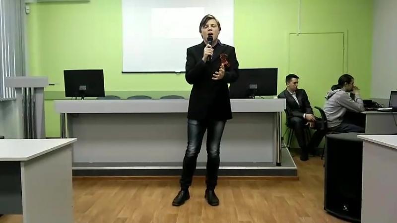 Дмитрий Сечкин - Березовый сок (Песняры)