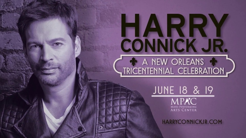 Harry Connick, Jr. at Mayo Performing Arts Center