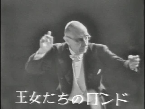 Stravinsky Conducts The Firebird Suite, Japan 1959